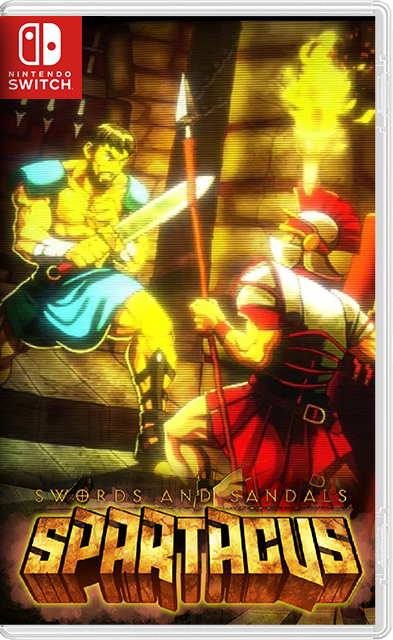 Sword and Sandals: Spartacus Switch NSP XCI