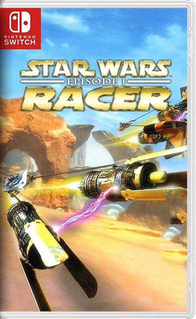 STAR WARS Episode I Racer Switch NSP XCI