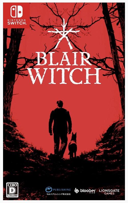 Blair Witch Switch NSP XCI NSZ