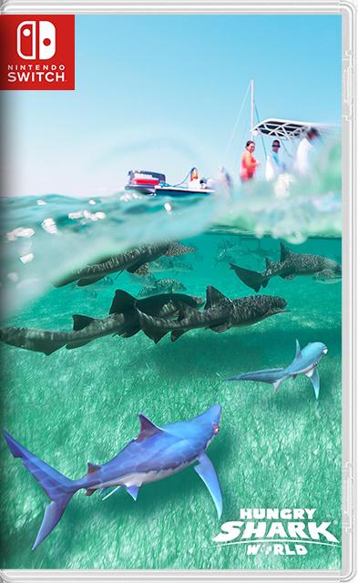 Hungry Shark World Switch NSP XCI NSZ