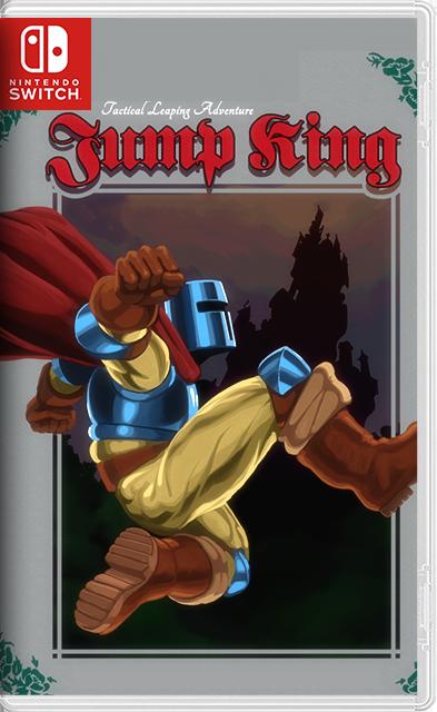 Jump King Switch NSP XCI