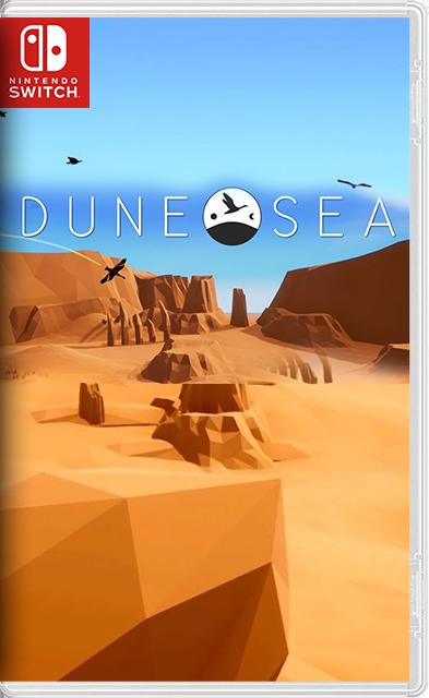 Dune Sea Switch NSP XCI NSZ