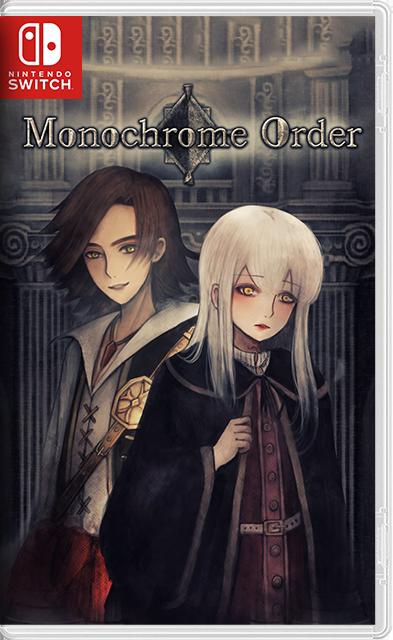 Monochrome Order Switch NSP XCI