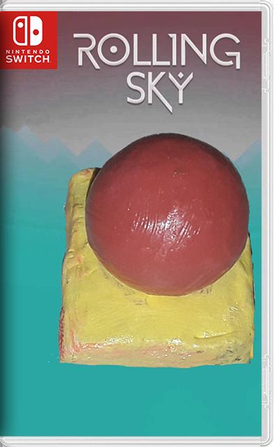 Rolling Sky Switch NSP XCI NSZ