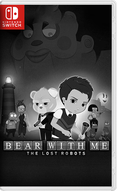 Bear With Me: The Lost Robots Switch NSP XCI NSZ