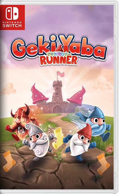 Geki Yaba Runner Anniversary Edition Switch NSP XCI NSZ