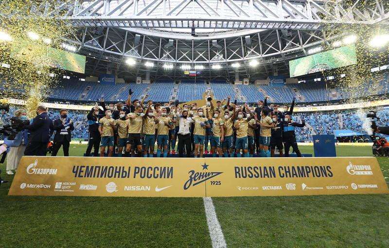Позитивные новости Петербурга + юмор Zenit champions-1024x683