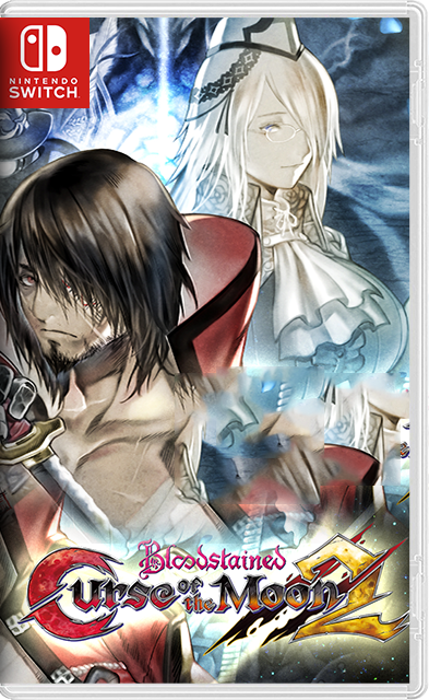 Bloodstained: Curse of the Moon 2 Switch NSP XCI