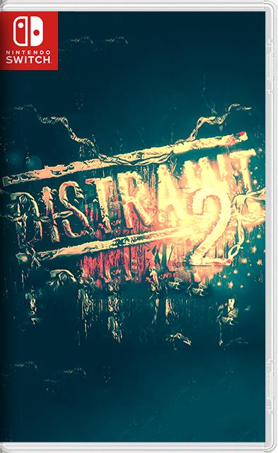 DISTRAINT 2 Switch NSP XCI