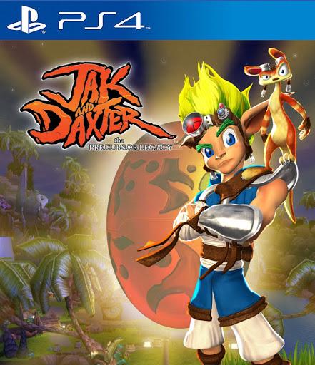 Jak and Daxter The Precursor Legacy PS4 PKG
