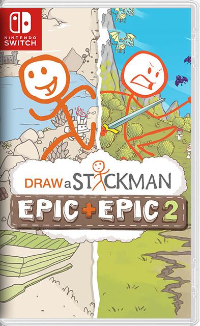 Draw a Stickman: EPIC 2 Switch NSP XCI NSZ