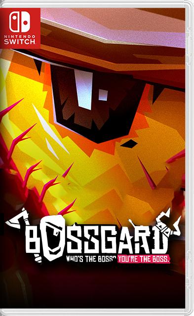 BOSSGARD Switch NSP XCI