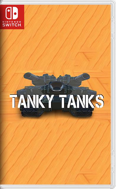Tanky Tanks Switch NSP XCI NSZ
