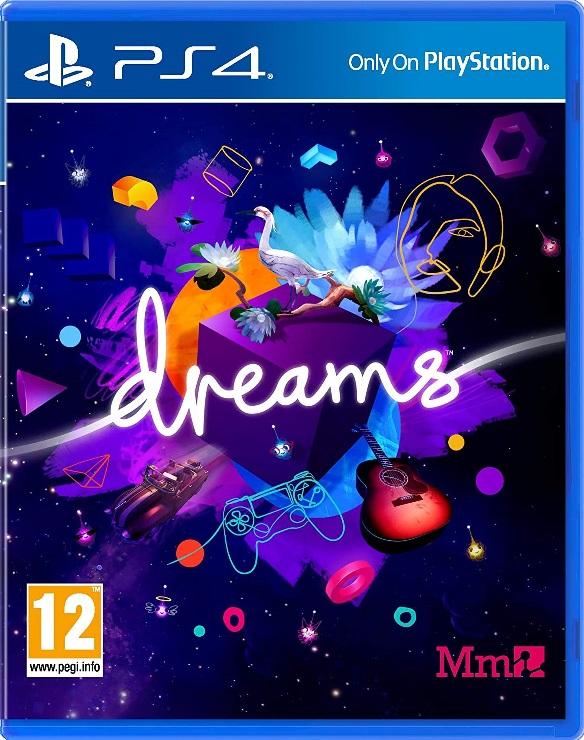 Dreams PS4 PKG