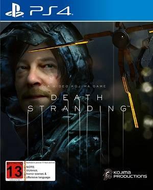 Death Stranding PS4 PKG