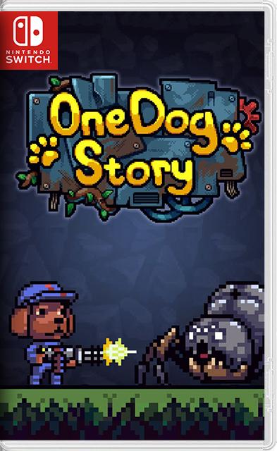 One Dog Story Switch NSP XCI NSZ