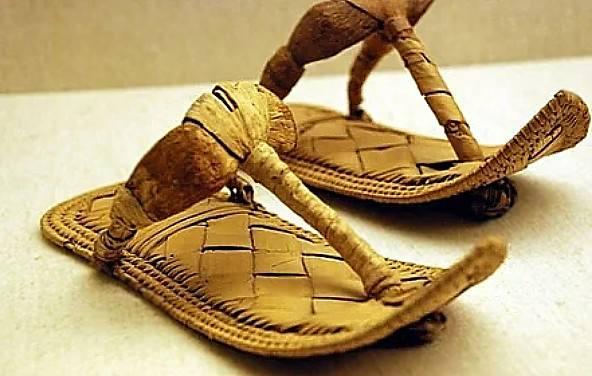 Египетская обувь