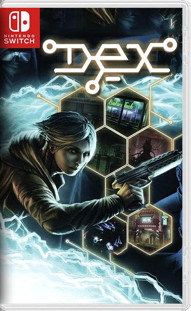 Dex Switch NSP XCI NSZ