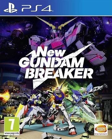 New Gundam Breaker PS4 PKG