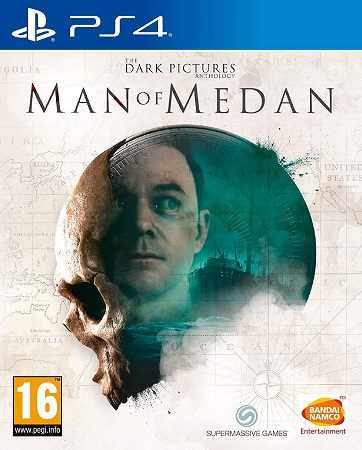 The Dark Pictures Anthology: Man Of Medan PS4 PKG