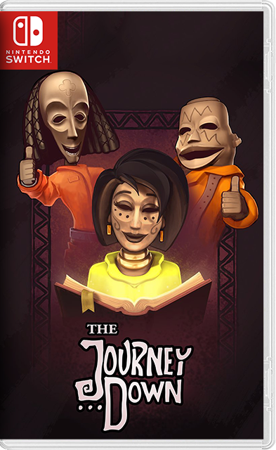 The Journey Down Trilogy Switch NSP XCI