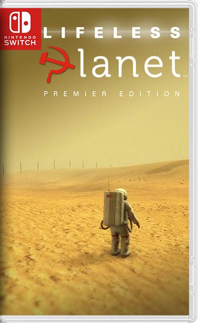 Lifeless Planet: Premiere Edition Switch NSP XCI NSZ