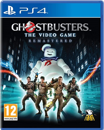 Ghostbusters: The Video Game Remastered PS4 PKG