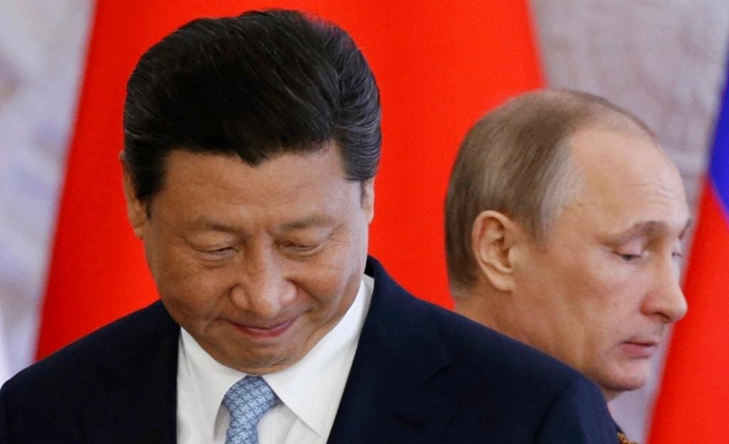 Нож в спину? Китай заблокировал статью Путина о Второй мировой войне