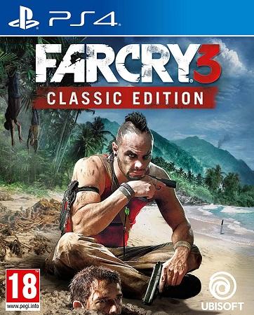 Far Cry 3 Classic Edition PS4 PKG
