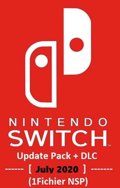 Nintendo Switch Update Pack + DLC [July 2020] (1Fichier NSP)