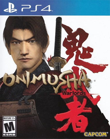Onimusha: Warlords PS4 PKG