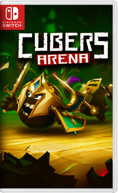 Cubers: Arena Switch NSP XCI