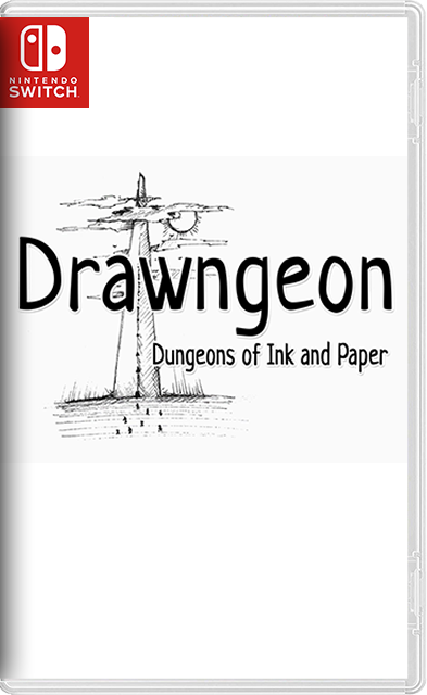 Drawngeon: Dungeons of Ink and Paper Switch NSP