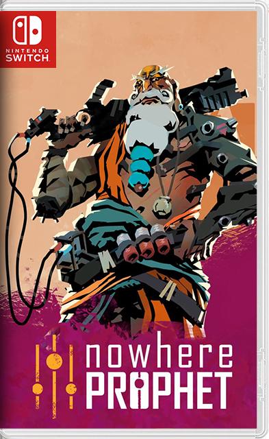 Nowhere Prophet Switch NSP XCI NSZ