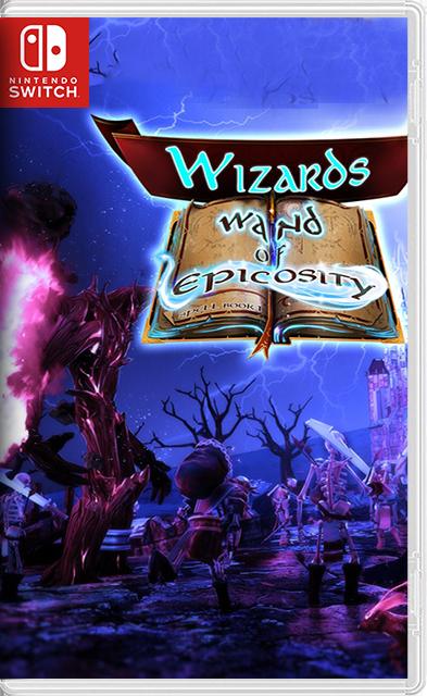 Wizards: Wand of Epicosity Switch NSP XCI