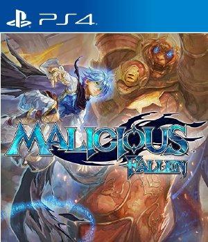 Malicious Fallen PS4 PKG