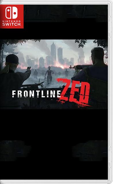 Frontline Zed Switch NSP XCI NSZ