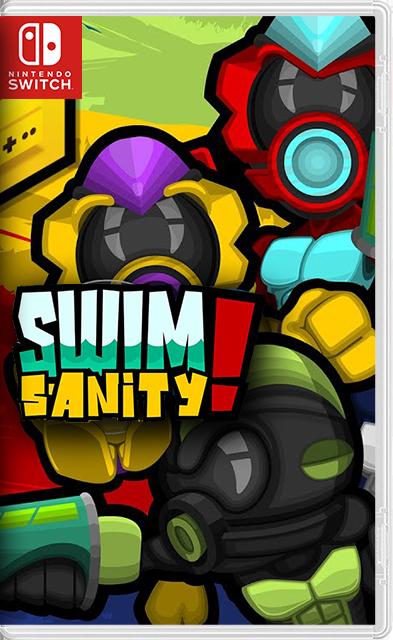 Swimsanity! Switch NSP XCI NSZ