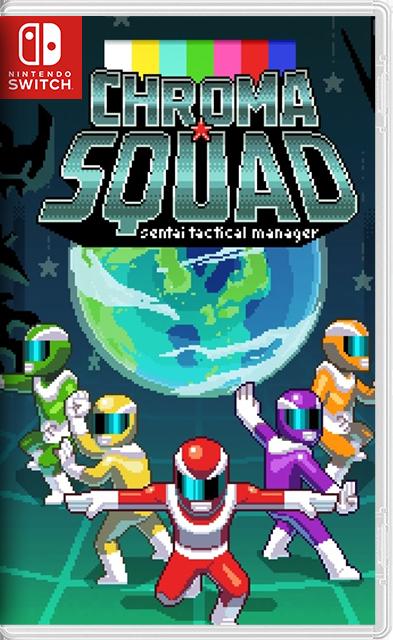 Chroma Squad Switch NSP XCI