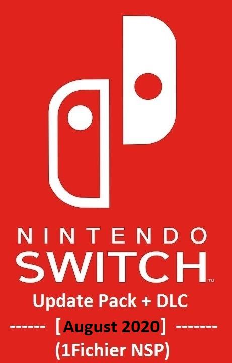 Nintendo Switch Update Pack + DLC [August 2020] (1Fichier NSP)