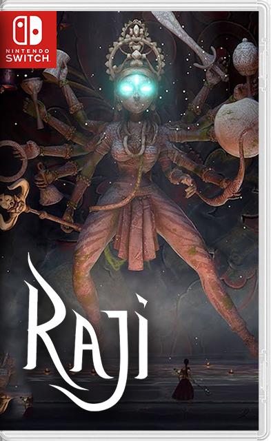 Raji: An Ancient Epic Switch NSP XCI