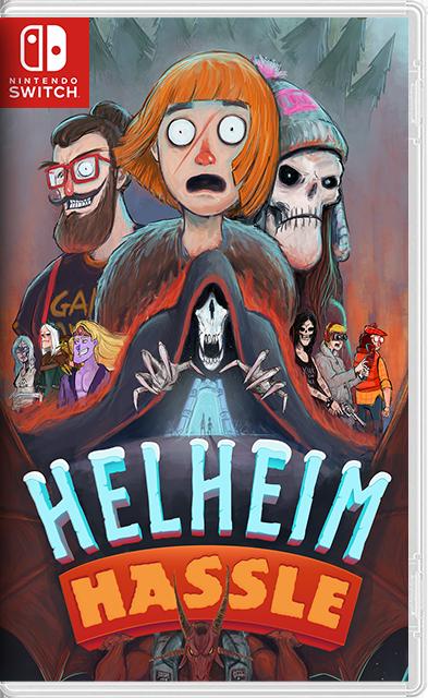 Helheim Hassle Switch NSP XCI