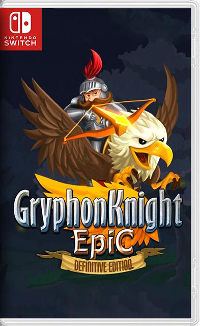 Gryphon Knight Epic: Definitive Edition Switch NSP XCI NSZ