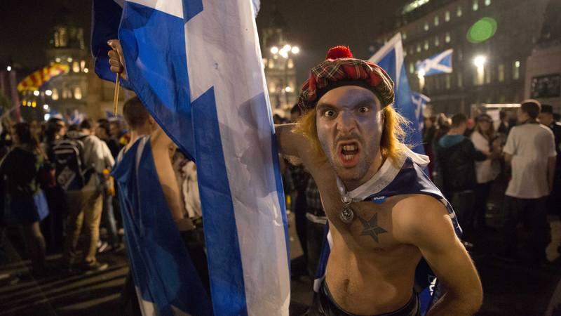 шотландский референдум