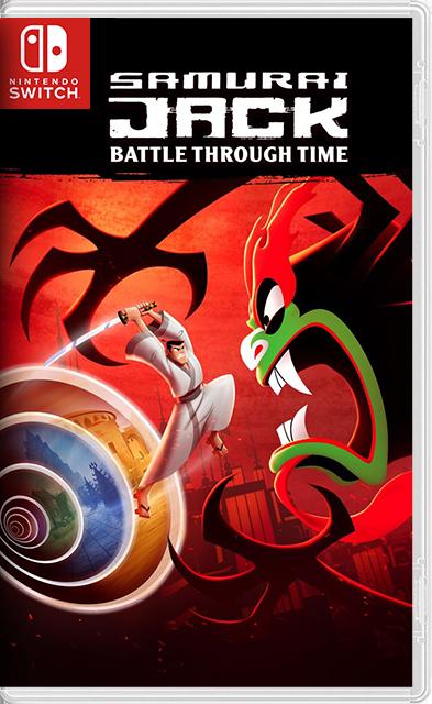 Samurai Jack: Battle Through Time Switch NSP XCI
