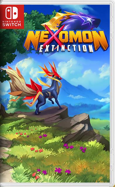 Nexomon: Extinction Switch NSP XCI NSZ