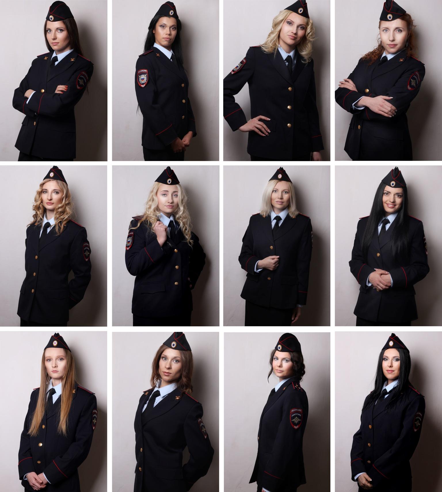полиция-девушки-Ростов