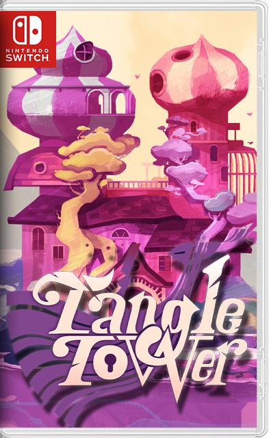 Tangle Tower Switch NSP XCI NSZ