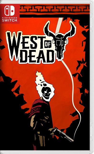 West of Dead Switch NSP XCI NSZ