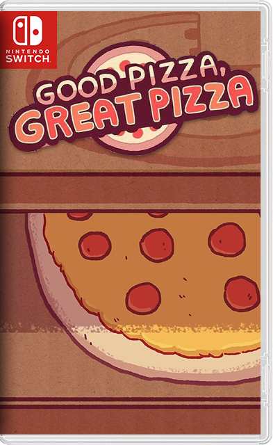 Good Pizza, Great Pizza Switch NSP XCI NSZ